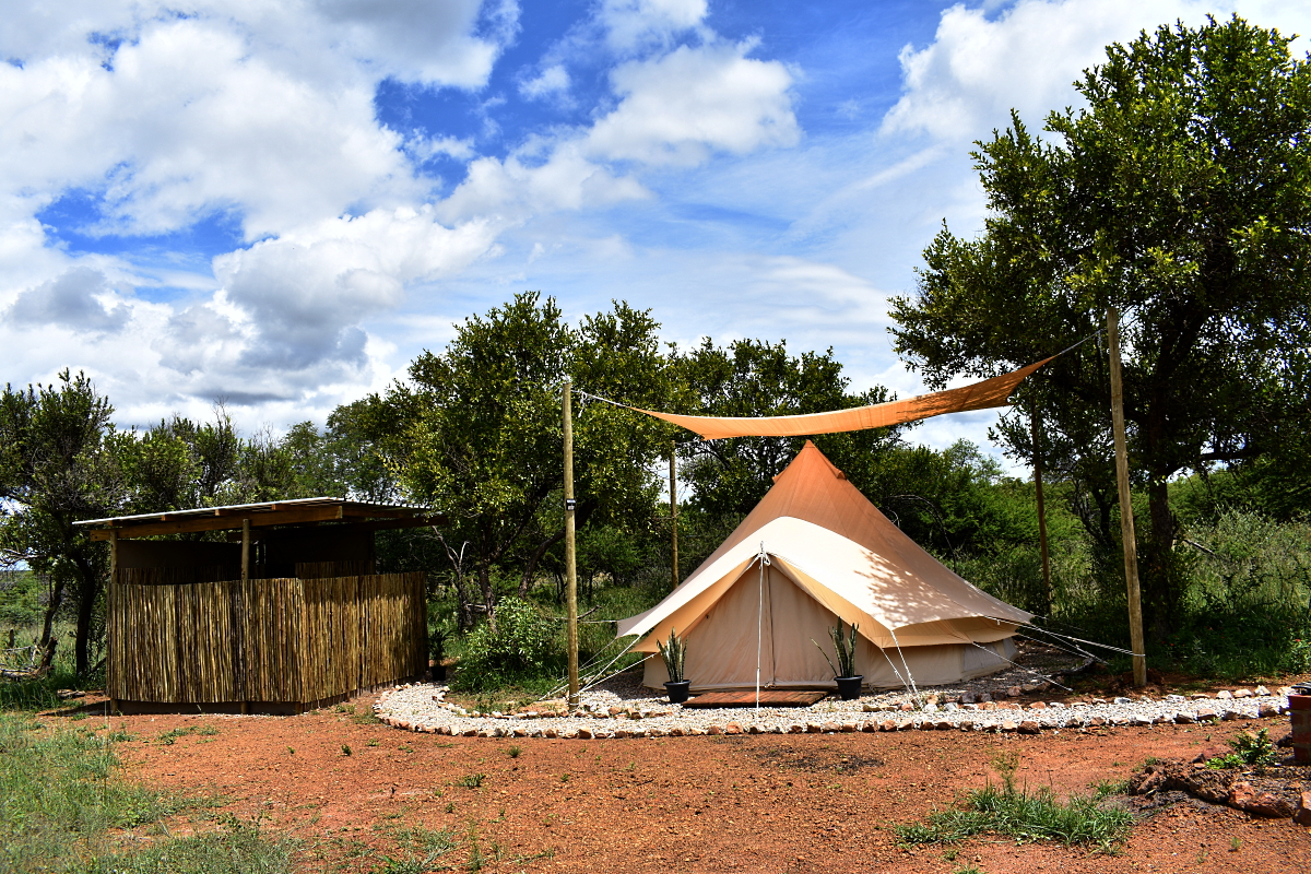 Tent  – The Bushwillow